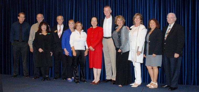 Karen Troop is awarded by CSMAR