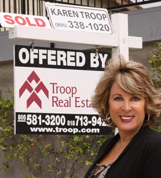 Experience Counts Especially in Real Estate by Karen Troop
